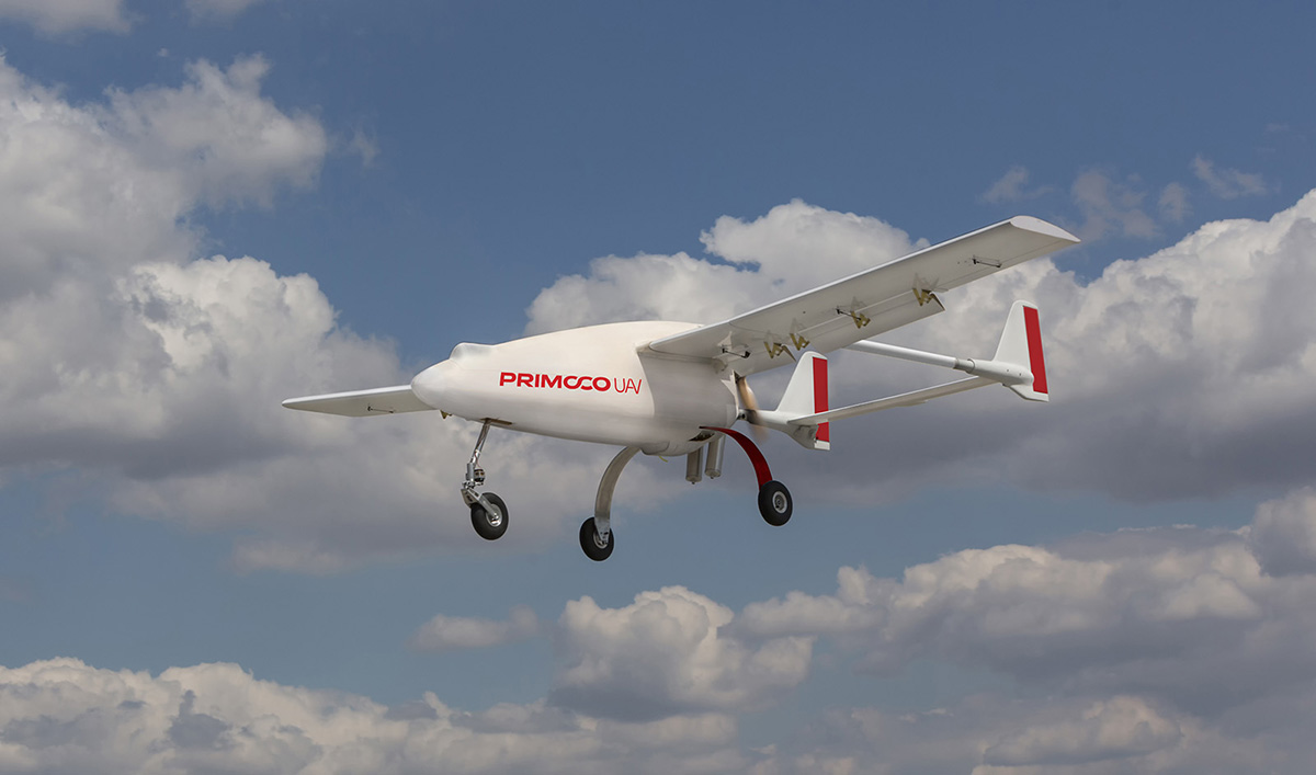Primoco UAV 2