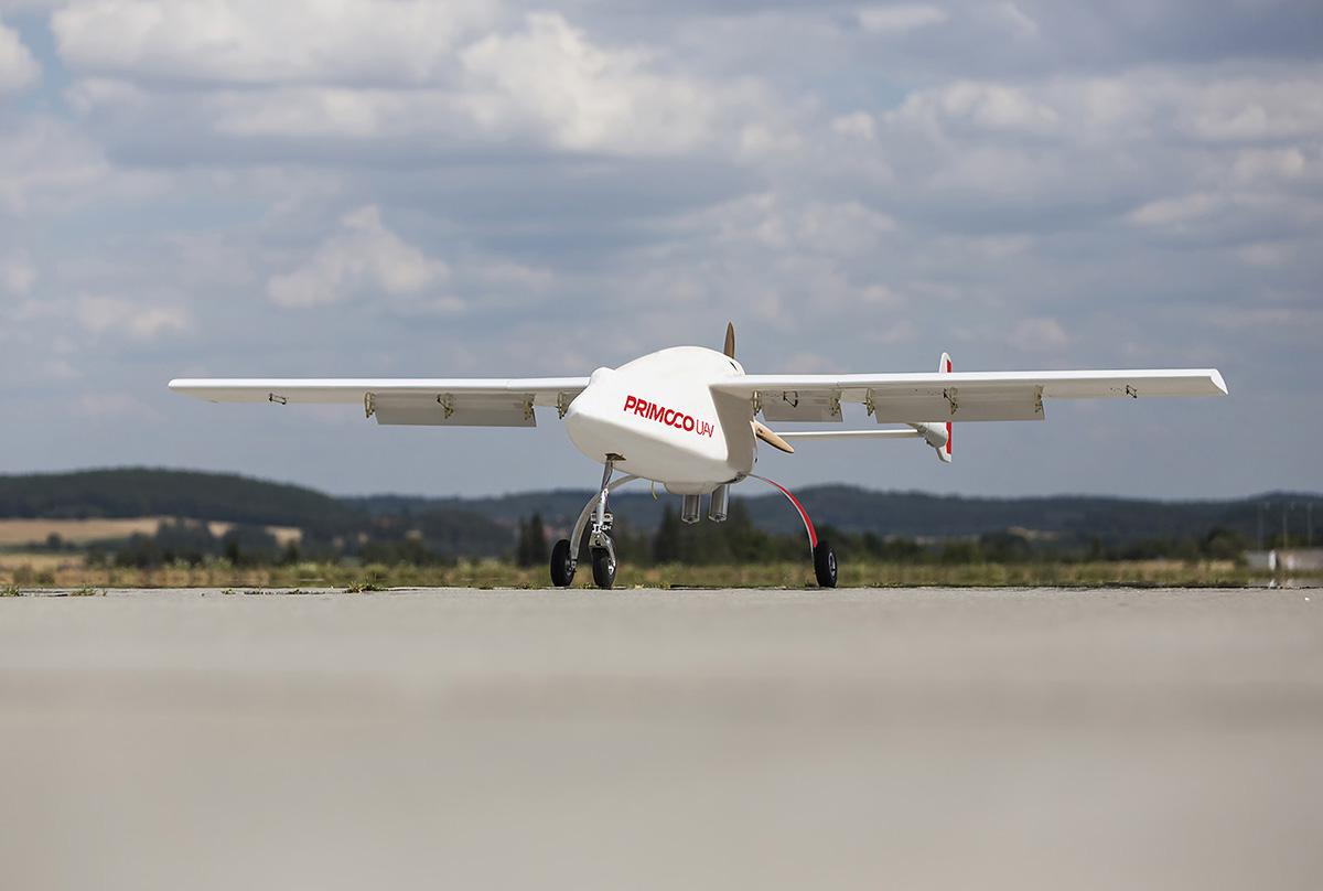 Primoco UAV 4