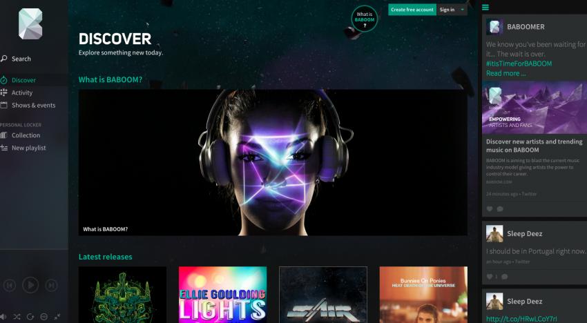 Nová hudební streaming služba z rukou Kima Dotcoma dnes oficiálně spuštěna