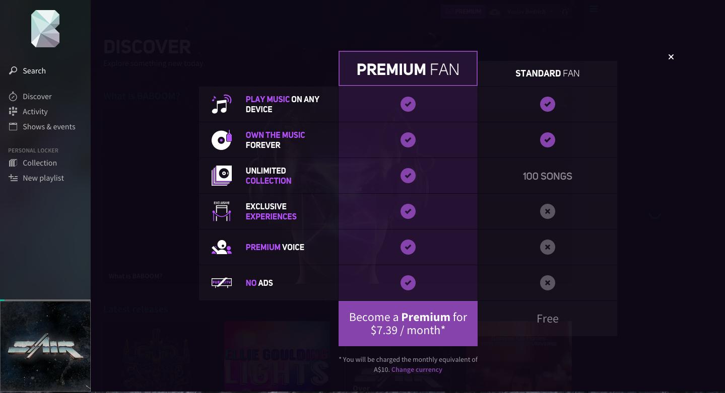 Ceník premium členství a jeho výhody
