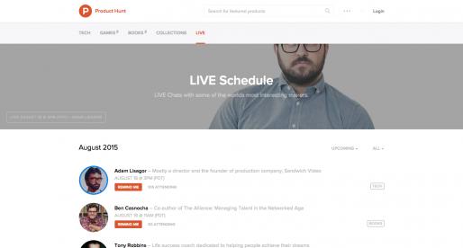 Product Hunt spouští novou službu, která změní startupovou scénu