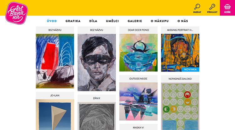 Nový český startup ArtBanana usnadní nákup umění a doručí vám ho až domů