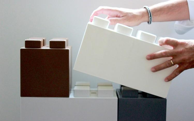 Tenhle projekt vám umožní si jednoduše postavit cokoliv z Lega v reálné velikosti