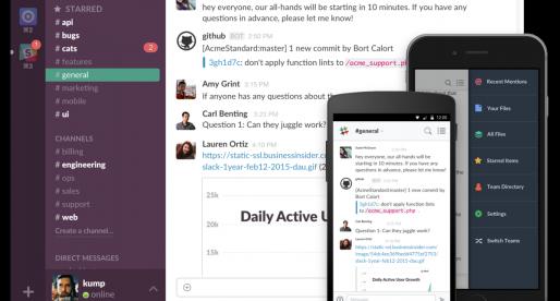 Miliardový startup Slack integruje funkci, která se do něj původně neměla vůbec dostat