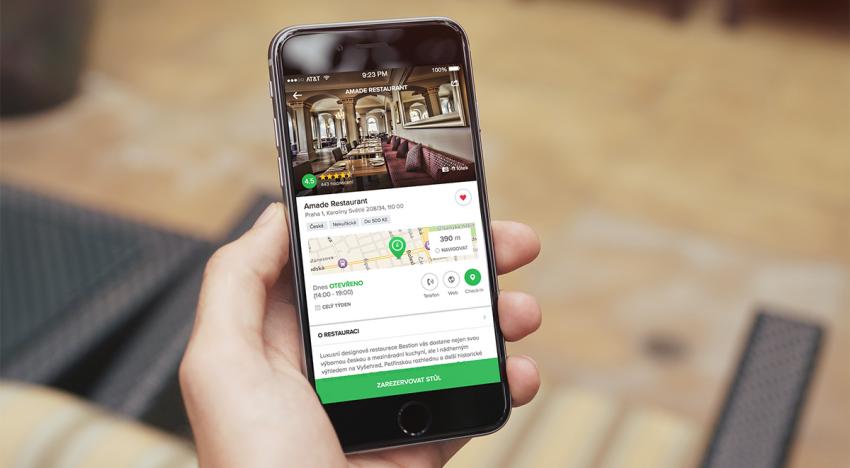 Český gastronomický startup po 1,8 milionech usazených zákazníků mění tým a redesignuje