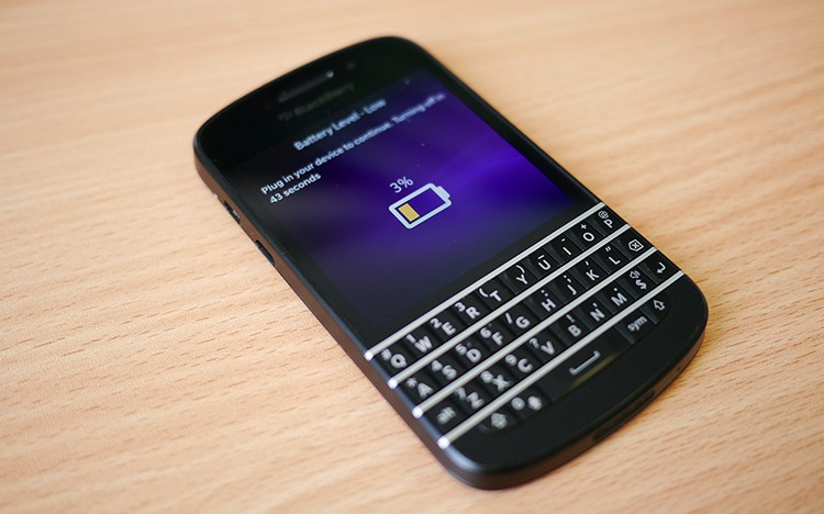 BlackBerry si za 425 milionů dolarů kupuje mobilní bezpečnostní platformu Good Technology
