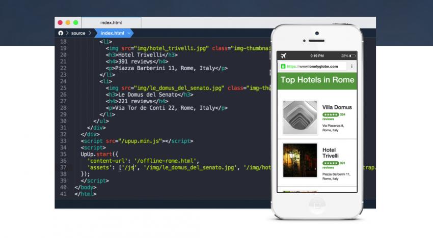 Podívejte se na nástroj, který zajistí, že bude váš web fungovat i když jeho návštěvníci nebudou online