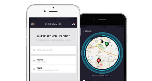 Taxi gigant Uber spouští novou službu, která značně vylepší dopravní situaci ve velkých městech