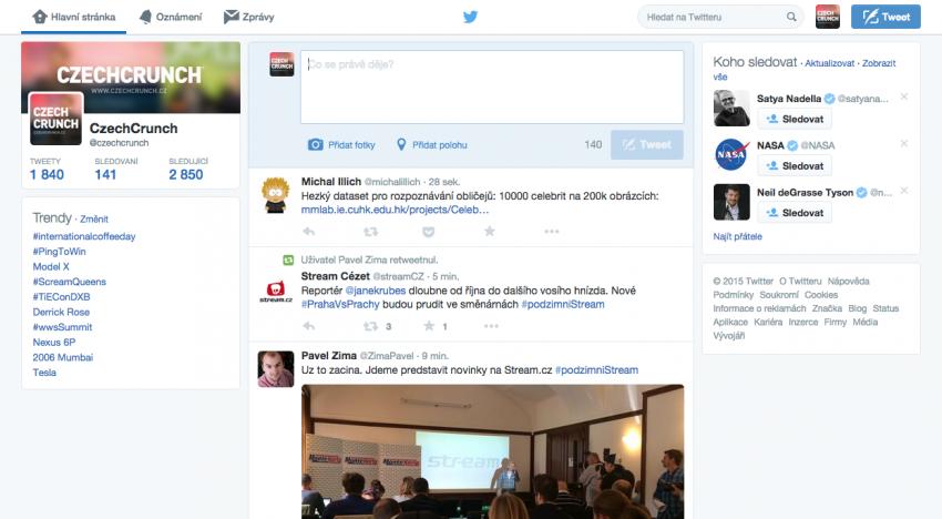 Twitter chystá nový produkt, který by mohl kompletně obrátit způsob, jakým funguje