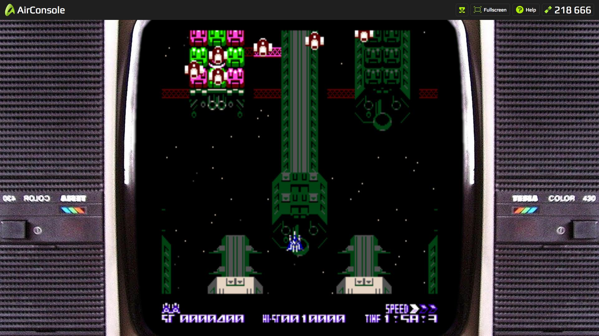 NES v akci