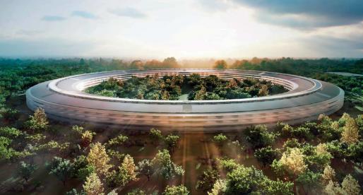 Tim Cook odhalil detaily o výstavbě kampusu, který by měl stát přes 5 miliard dolarů