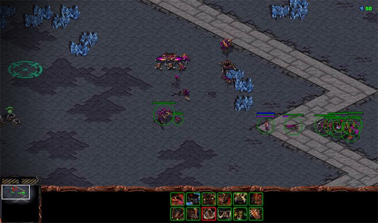Legendární hru Starcraft si nyní můžete zdarma zahrát přímo ve vašem prohlížeči