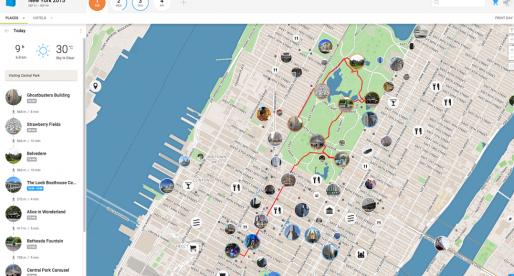 Brněnský startup na plánování výletů spouští novou verzi s chytrými mapami