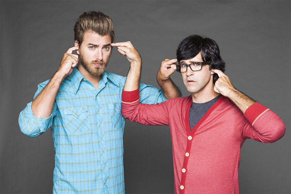 Zdroj: Rhett and Link / Flickr.com