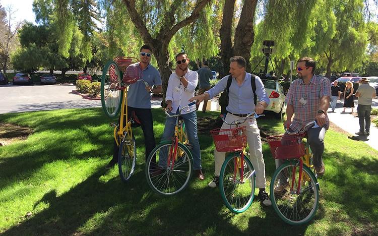 Čeští SynergyKit a Etnetera Group na návštěvě v Silicon Valley  – 2. část