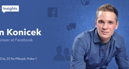 Tenhle český vývojář vám prozradí, jaké to je pracovat ve Facebooku