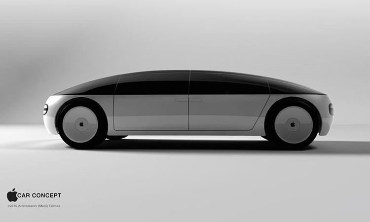 Další důkaz o tom, že díky Applu se v automobilovém průmyslu brzy dočkáme obrovských změn