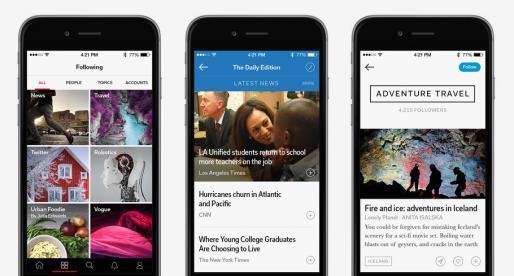 Populární miliardové aplikaci na agregaci novinek se nedaří, jak se očekávalo. Co dál?