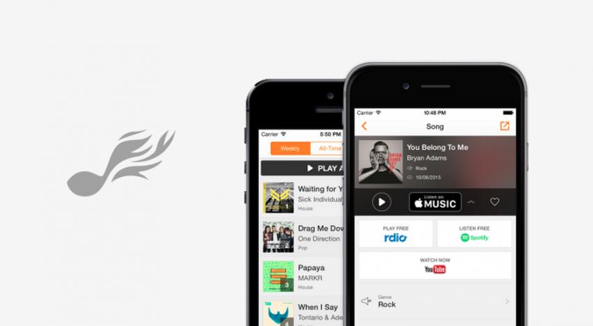 Češi vytvořili aplikaci, která chce konkurovat zavedeným hudebním službám