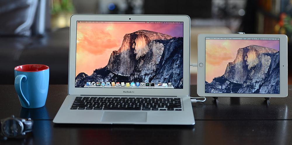 Duet Display: geniální aplikace, která vám umožní používat iPad jako druhý monitor