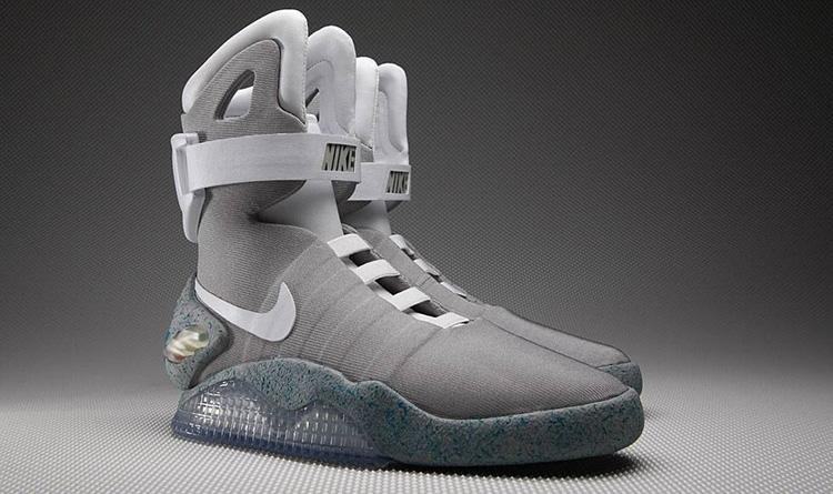Nike začne prodávat samozavazovací boty z Návratu do budoucnosti