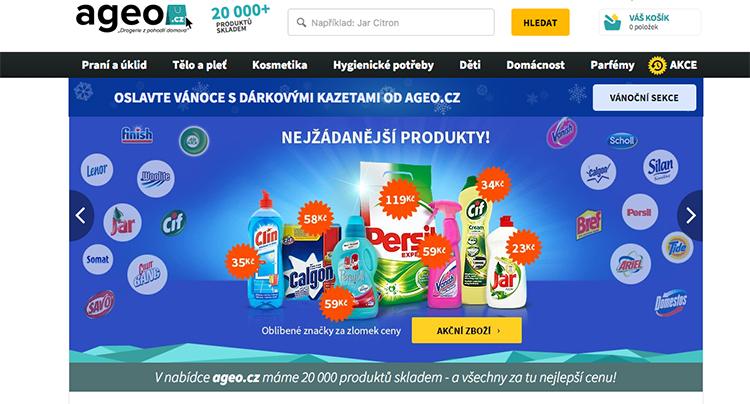 Nový e-shop s drogerií od tvůrců JidloTed.cz spouští expresní doručení do 90 minut