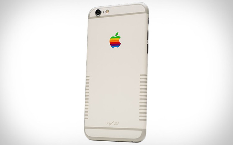 ColorWare představil retro edici iPhonu 6s