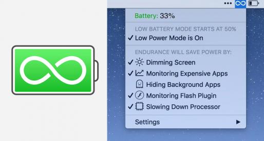Tahle šikovná aplikace dokáže vašemu macbooku zvýšit výdrž baterie až o 20%