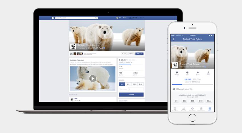 Tahle novinka od Facebooku by mohla, v případě úspěchu, zlikvidovat crowdfunding servery