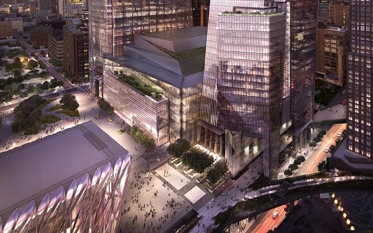 Podívejte se na futuristický realitní projekt za 20 miliard dolarů, který promění New York