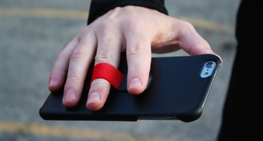 Díky tomuto krytu už vám váš iPhone nikdy neupadne