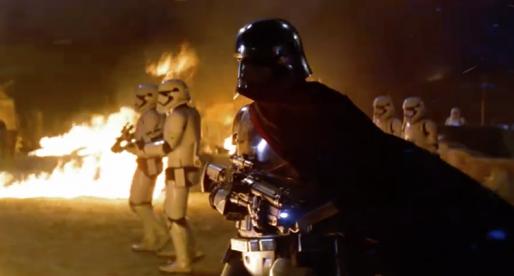 Podívejte se na úplně nový TV spot na očekávaný film Star Wars: Síla se probouzí