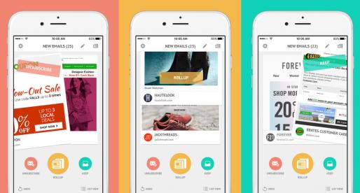 Díky této jednoduché aplikaci se jedním klikem můžete odhlásit z jakéhokoliv newsletteru