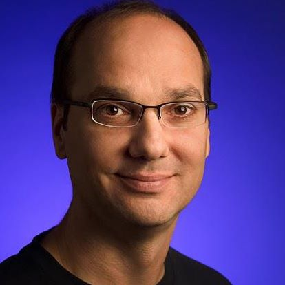 Andy Rubin / Facebook.com