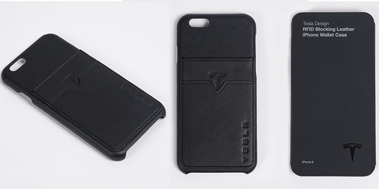 Tesla začíná ze zbytků svých aut vyrábět kožené obaly pro iPhone
