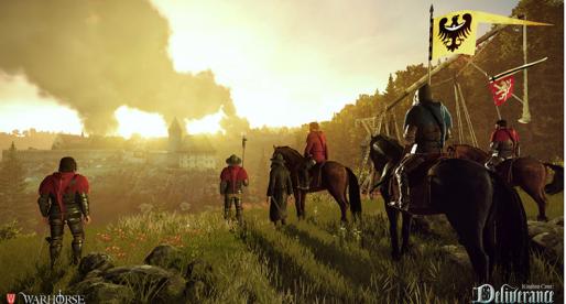 Očekávané české RPG Kingdom Come: Deliverance od tvůrců Mafie brzy zamíří do betaverze!