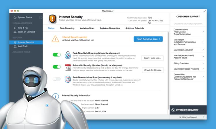 Čistící a bezbečnostní nástroj pro Mac byl hacknut. Unikla data 13 milionů uživatelů