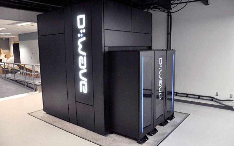 Kvantový počítač od Googlu a NASA je 100 milionkrát rychlejší než běžný počítač