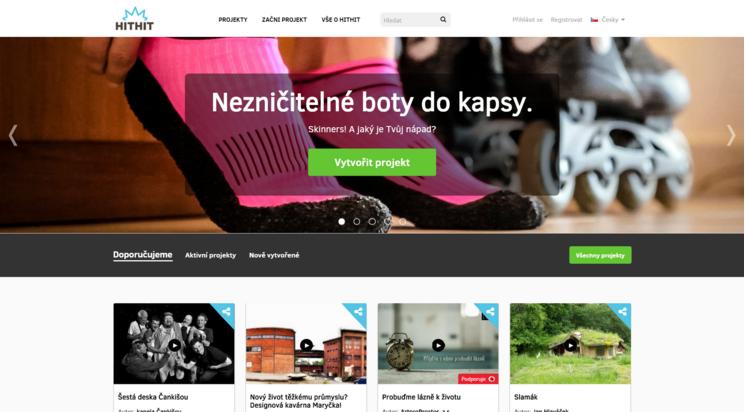 Na největší české crowdfunding platformě se minulý rok podařilo vybrat přes 26 milionů korun
