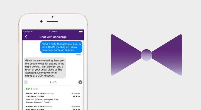 Díky téhle chytré aplikaci už nebudete muset sami vyhledávat letenky a ubytování