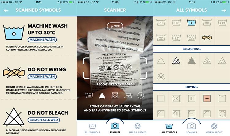 Česká iOS aplikace Laundry Day druhou nejlepší na Product Hunt