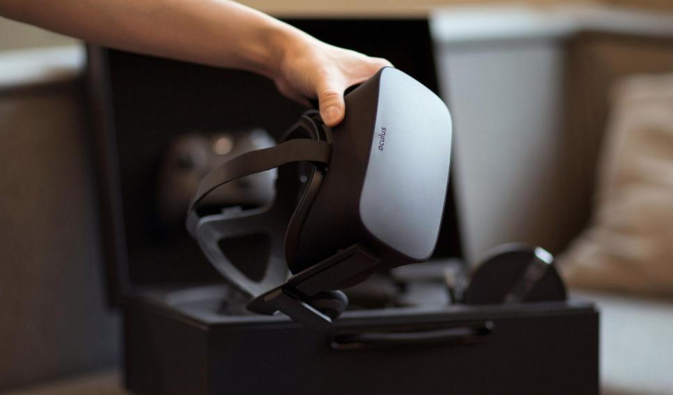 Oculus Rift vyvíjející brýle pro virtuální realitu, chystá samostatný App Store pro vývojáře