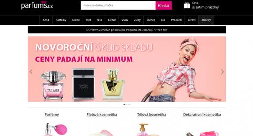 Český eshop Parfums.cz navýšil tržby na 4,5 miliardy korun