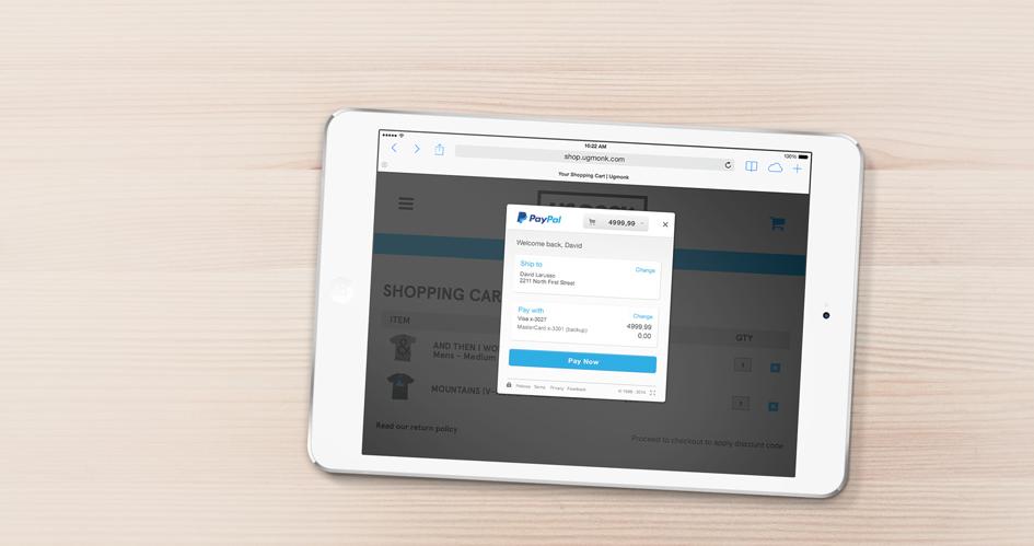 PayPal spouští zrychlené převody, díky kterým si pošlete peníze na bankovní účet do několika minut