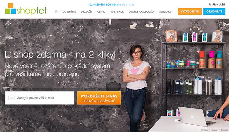 Česká eshopová platforma Shoptet tento rok očekává růst obratu o 82 % na 50 milionů Kč