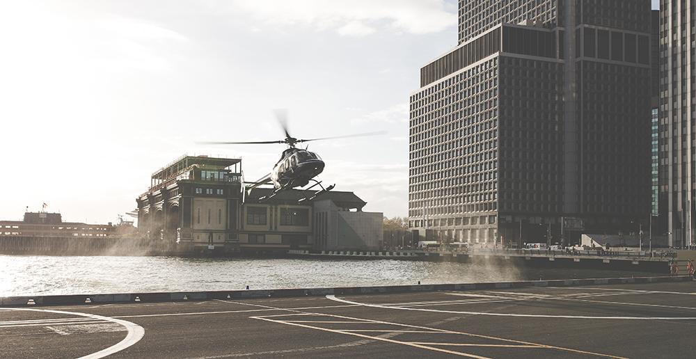 Uber brzy díky spolupráci s Airbusem začne nabízet přepravu helikoptérami