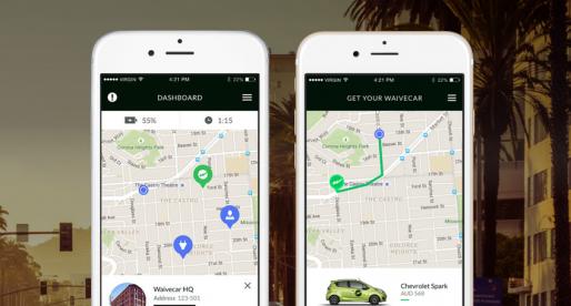 Nový přepravní startup nabízí jízdu s elektrickými vozy bez klíčků a zcela zdarma
