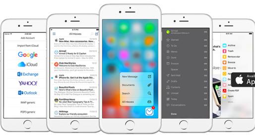 Jedna z nejlepších emailových aplikací konečně míří na iPhone