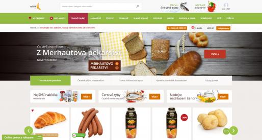 Rozvozová služba Rohlik.cz zavádí novou funkci, která ušetří stovky korun na nákupech