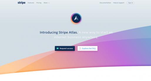 Platební startup Stripe vypouští novou službu, která za vás založí firmu nebo bankovní účet
